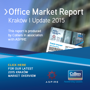 Office Market Report Kraków - Update 2015